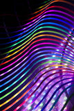 Strisce del Rainbow Fotografia Stock Libera da Diritti