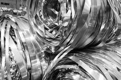 Strisce dell'alluminio da fondersi Fotografia Stock