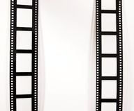 Strisce della pellicola Fotografie Stock