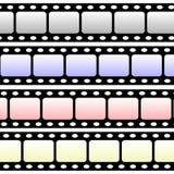 Striscia in bianco della pellicola Immagine Stock Libera da Diritti
