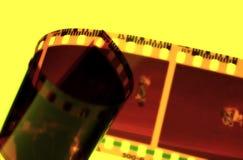 Striscia della pellicola fotografia stock libera da diritti