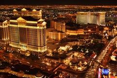 Striscia di Las Vegas Immagine Stock