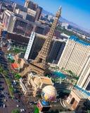 Striscia di Las Vegas immagini stock libere da diritti