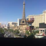 Striscia di Las Vegas fotografie stock