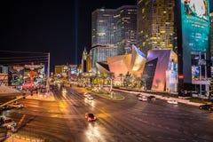 Striscia di Las Vegas Immagine Stock Libera da Diritti