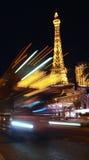 Striscia di Las Vegas entro Night Fotografie Stock Libere da Diritti