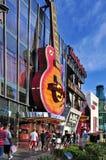 Striscia di Las Vegas, Stati Uniti immagini stock libere da diritti