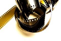 Striscia di pellicola Immagine Stock