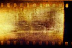 Striscia di pellicola Fotografie Stock