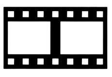 Striscia di pellicola immagini stock libere da diritti