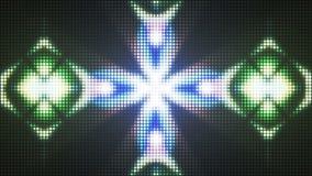 Strobe Lights Flashing VJ. Flickering Led Blinking Lights VJ Loop. stock video footage