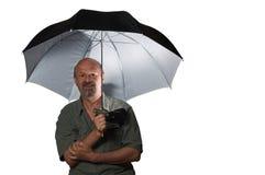 strobist ατόμων Στοκ εικόνα με δικαίωμα ελεύθερης χρήσης