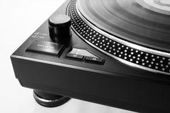 Strobo do Recordplayer Imagens de Stock Royalty Free