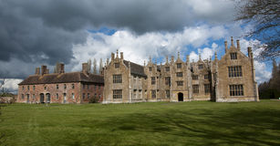 Strode House and Barrington Court Royalty Free Stock Photo
