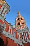Stroganoff Nativity εκκλησία σε Nizhny Novgorod, Ρωσία στοκ φωτογραφία