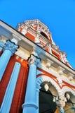 Stroganoff Nativity εκκλησία σε Nizhny Novgorod, Ρωσία στοκ φωτογραφίες