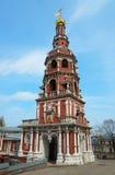 Stroganov Church in Nizhny Novgorod. Church of the Nativity of Our Lady. Russia Stock Photos