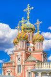 Stroganov Church  Nizhny Novgorod Russia Royalty Free Stock Photos