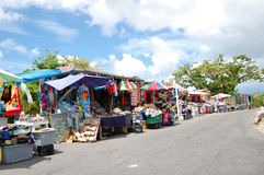 Stroh-Markt Stockbilder