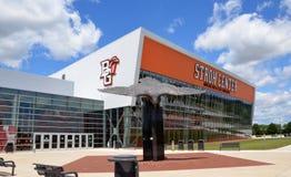 Stroh-Mitte an Bowling- Greenstaatlicher universität Lizenzfreie Stockfotografie