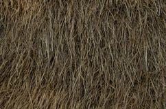 Strohstapel, gezeichnet mit einer Schicht See führte Verbindungen klar einzeln auf lizenzfreie stockfotos