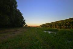 Stroieti, het dorp van Transnistria Rybnitsa Royalty-vrije Stock Afbeelding