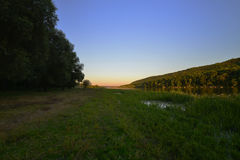 Stroieti, vila de Transnistria Rybnitsa Imagem de Stock Royalty Free