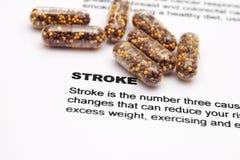 Stroke Stock Image