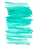 Strokes of paint Royalty Free Stock Images