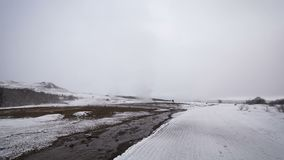 Strokkur,冰岛的喷泉爆发时间间隔, 股票录像