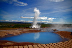 Free Strokkur Geyser Stock Photo - 6013660