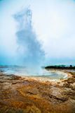Strokkur Geyser royalty free stock photos