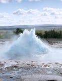 Strokkur geyser, Iceland Stock Photography