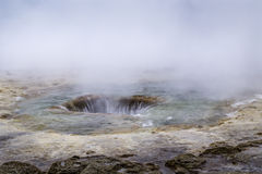 Strokkur Royalty Free Stock Photography