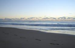 Stroll do nascer do sol Imagem de Stock Royalty Free