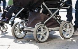 stroller Royaltyfri Bild