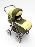 Stroller for baby Royalty Free Stock Image