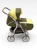 Stroller for baby Stock Image