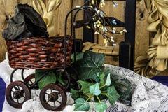 Stroller Royalty Free Stock Photo