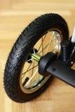 Stroller wheel Royalty Free Stock Image