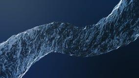 Strom des Wassers Stockbilder