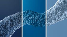 Strom des Wassers Lizenzfreie Stockfotografie