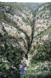 Strom flod arkivfoto