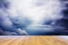 Strom moln Royaltyfria Bilder