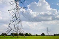 Strom Pole Lizenzfreies Stockbild