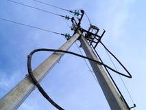 Strom-Verteilung Lizenzfreie Stockfotos