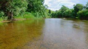 strom Wasserläufe stock video footage
