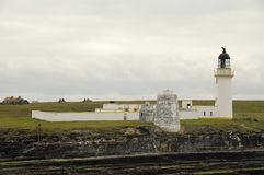 Stroma Lighthouse Stock Image