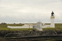 Stroma Lighthouse Stock Image