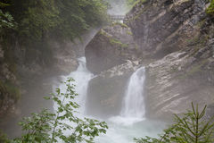 Stromboding Waterfall Stock Photos